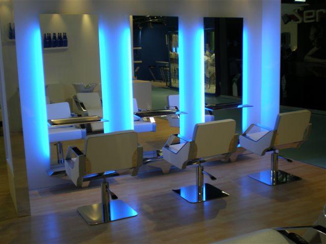 Luxury hair salon furniture cuisine project for a luxury for Luxury beauty salon furniture